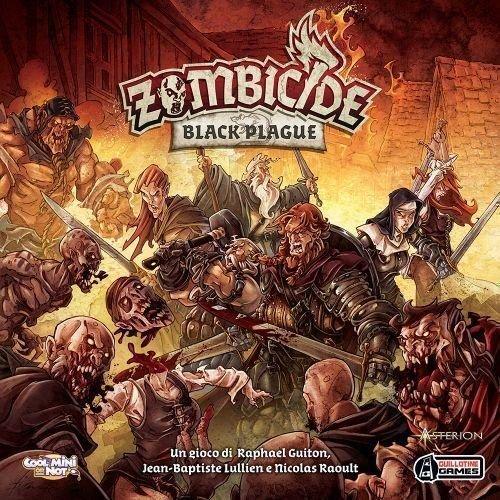 Zombicide Black Plague (Juego de mesa)