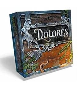 Asmodee Dolores Juego de cartas solo 6.9€