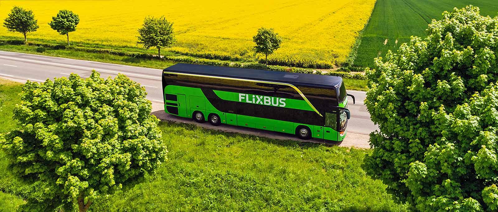Viajes en flix bus a 0.99€