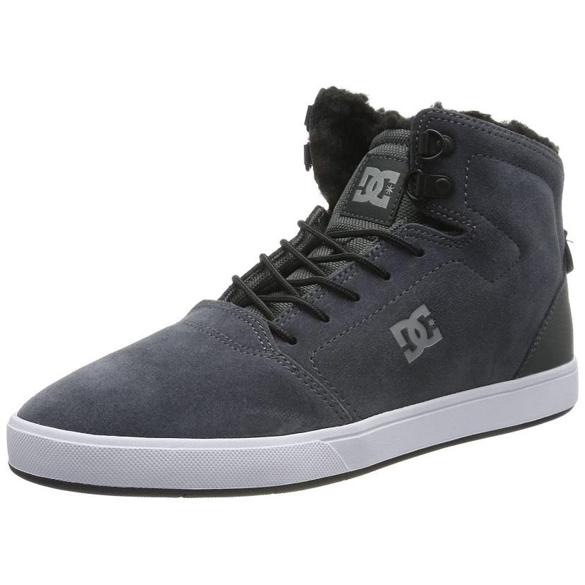 Talla 42 zapatillas DC Shoes Crisis WNT-High-Top