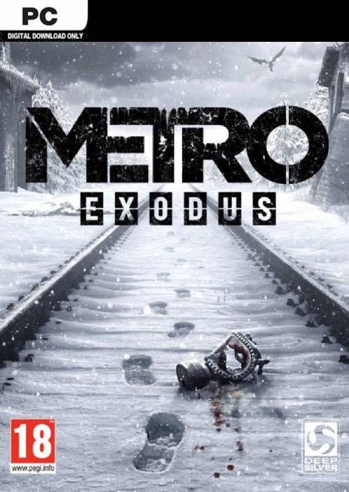 Metro Exodus 13€ y 3,99€ los Metro 2033 Redux, Metro: Last Light Redux para Steam