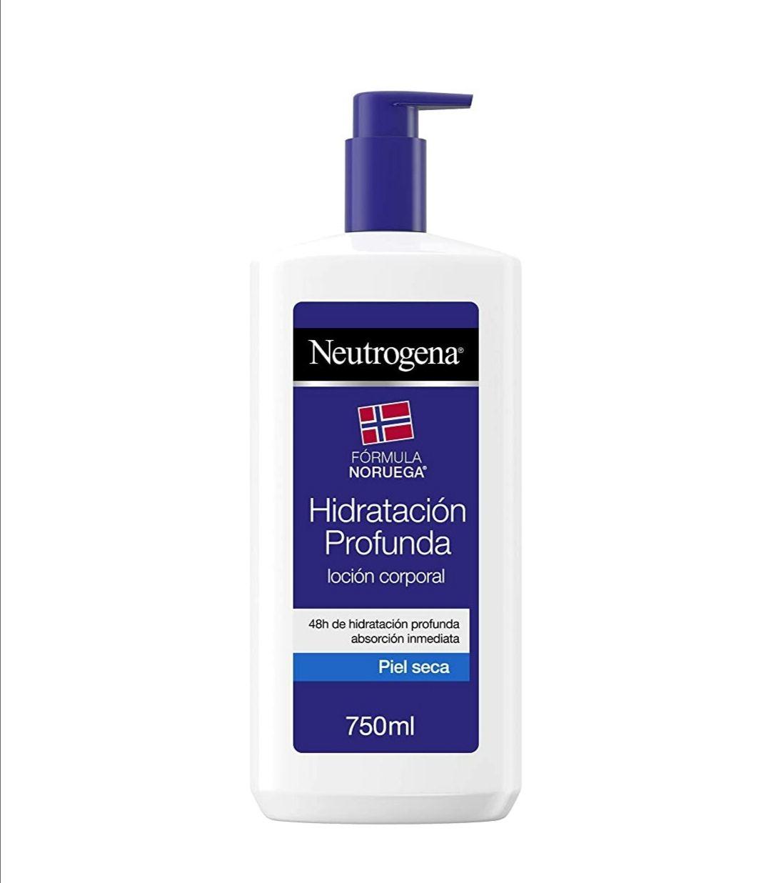 Neutrogena - Hidratación profunda 750 ml