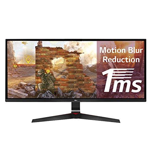 Monitor Ultra panorámico LG 29UM69G-B