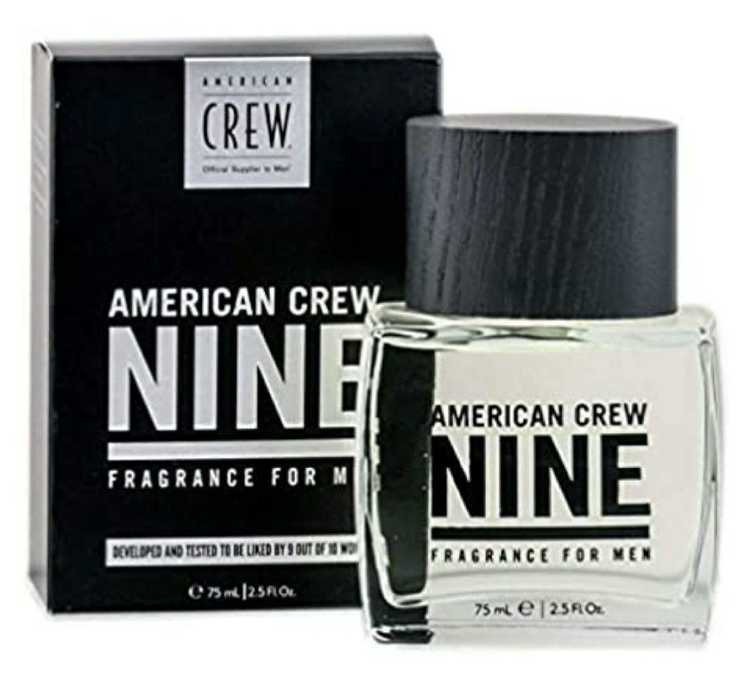 American Crew Nine Agua De Perfume (Hombre) - 75 ml.