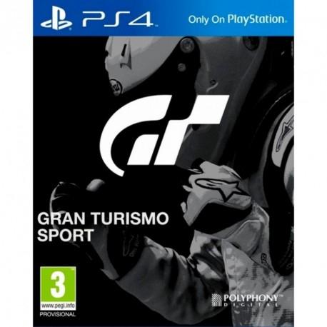 Gran Turismo Sport PS4 solo 12.8€