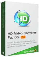 WonderFox HD Video Converter Factory Pro 19.2 [Licencia de por vida]