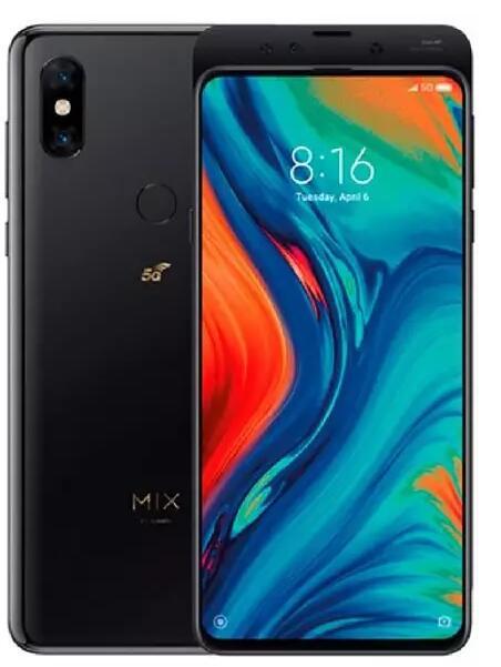 """Móvil - Xiaomi Mi Mix 3 5G, Negro, 128 GB, 6 GB, 6.39"""" Full HD+, Qualcomm® Snapdragon™ 855, 3800"""