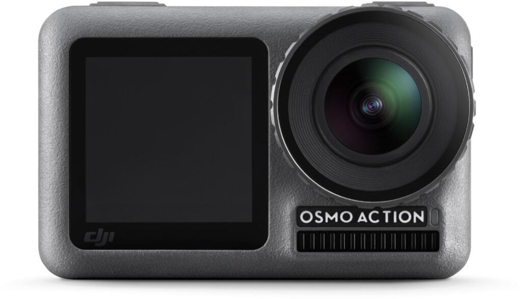 DJI Osmo Action Dual Screens 4K 60FPS
