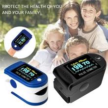 Monitor de oxígeno en sangre (oxímetro)