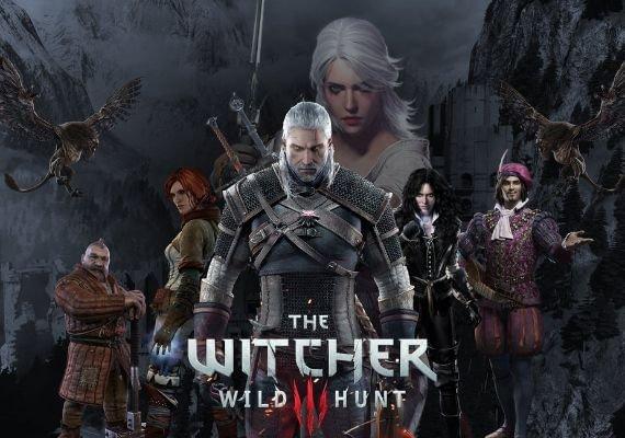 Comprar código The Witcher 3: Wild Hunt GOG - INGLES