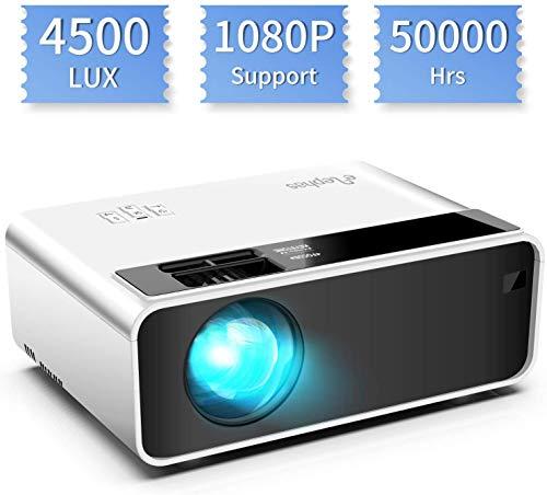 Proyector portatil 4500 Lux