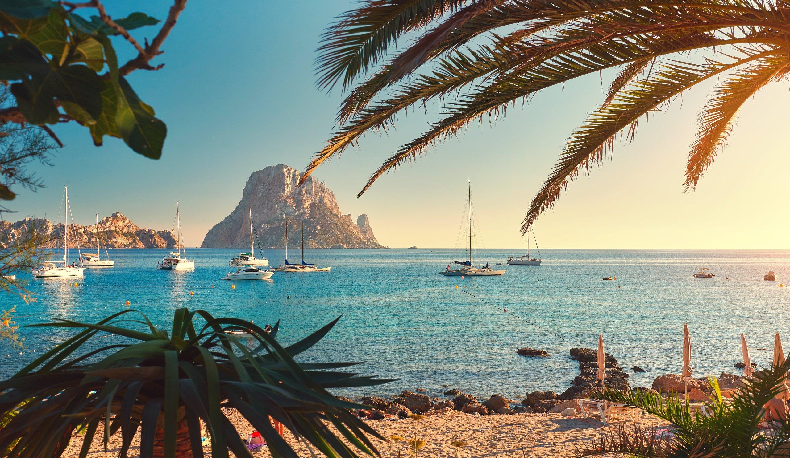 Vuelos a Ibiza por 8€ el trayecto (16€ ida y vuelta)