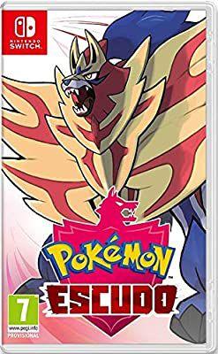 Pokémon Escudo [Nintendo Switch]