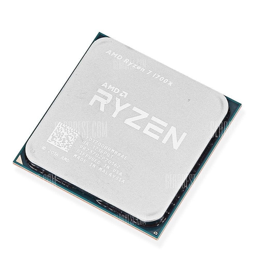 Procesador AMD Ryzen 7 1700X (BOX) - 3.4 GHz