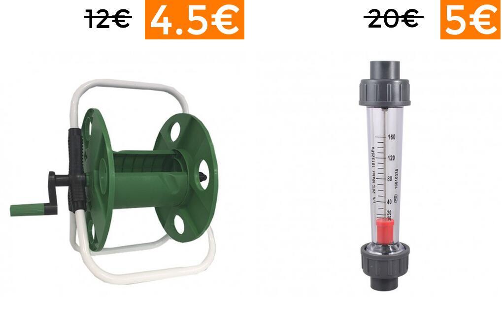 Descuentazos en selección de productos RIEGO24 hasta 75%
