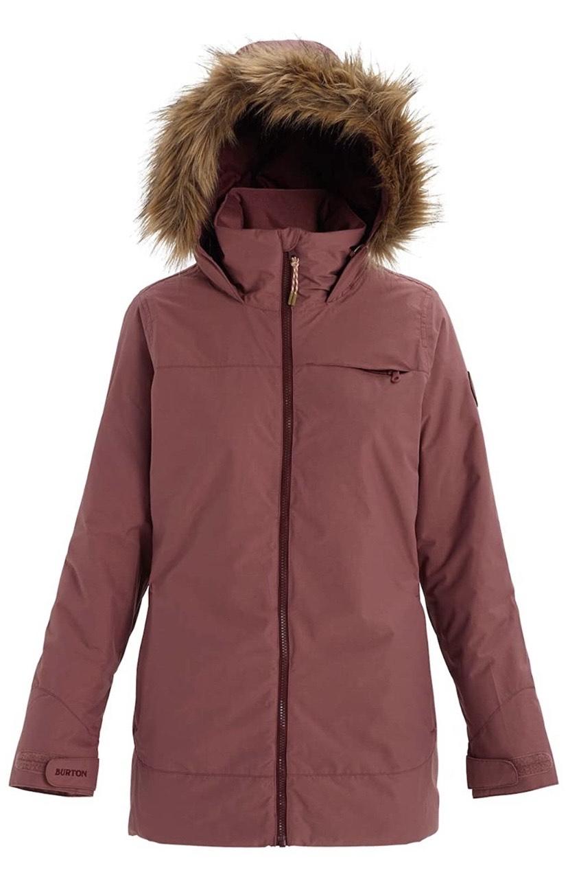 Talla L chaqueta snowboard Burton Lelah