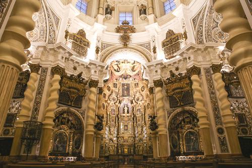 El conjunto monumental de San Luis de los Franceses abre Gratis en el día Mundial del turismo