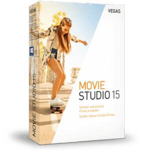 GRATIS :: Vegas Movies Studio 15, Creación de películas (Licencia de por vida, Web oficial)