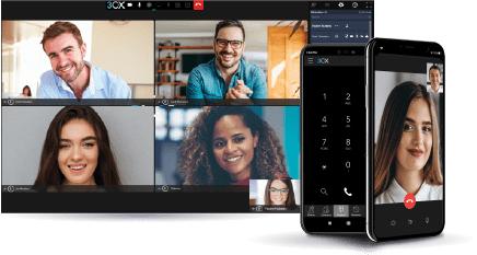 3CX - Servicio de Centralita Telefónica Gratis durante 1 año