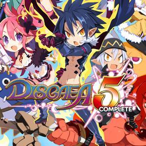 Juega gratis Disgaea 5 Complete @NintendoSwitch (23-29 septiembre)