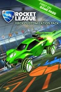 Gratis el Rocket League® - Xbox Customization Pack