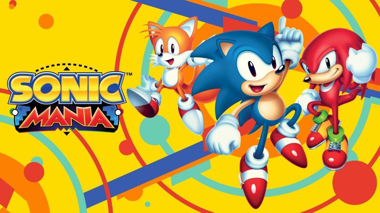 Sonic Manía Nintendo Switch (Eshop Hong Kong Leer Descripción)[NO DISPONIBLE PARA TODAS LAS TARJETAS DE CRÉDITO]