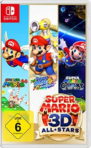 Super Mario 3D All-Stars Nintendo Switch (Importación Alemana)