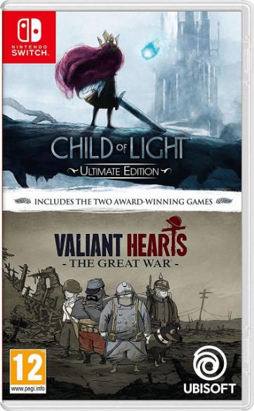CHILD OF LIGHT + VALIANT HEARTS SWITCH