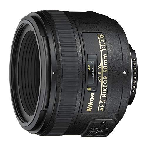 Objetivo Nikon AF-S 50mm F1.4 G