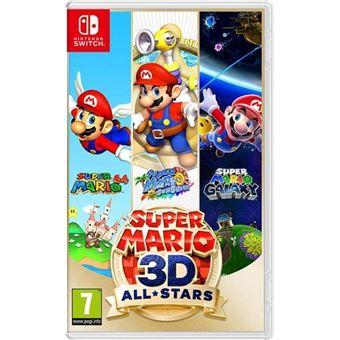 Super mario 3d all stars [Fnac socios]