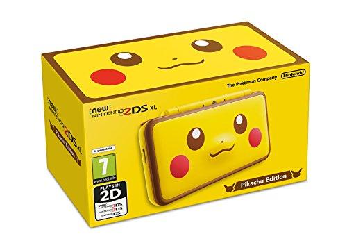 New Nintendo 2DS XL - Edición picachu