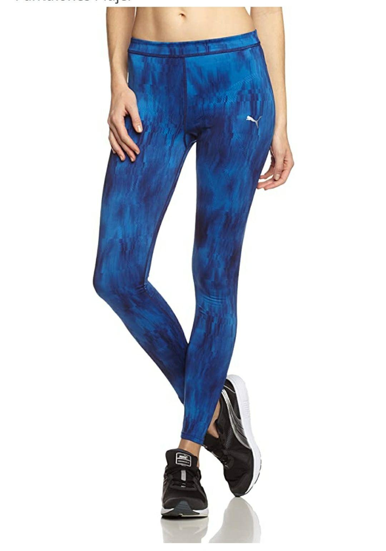 TALLAS M - PUMA Hose Gym Rcvr Power Long Tights - Pantalones Mujer