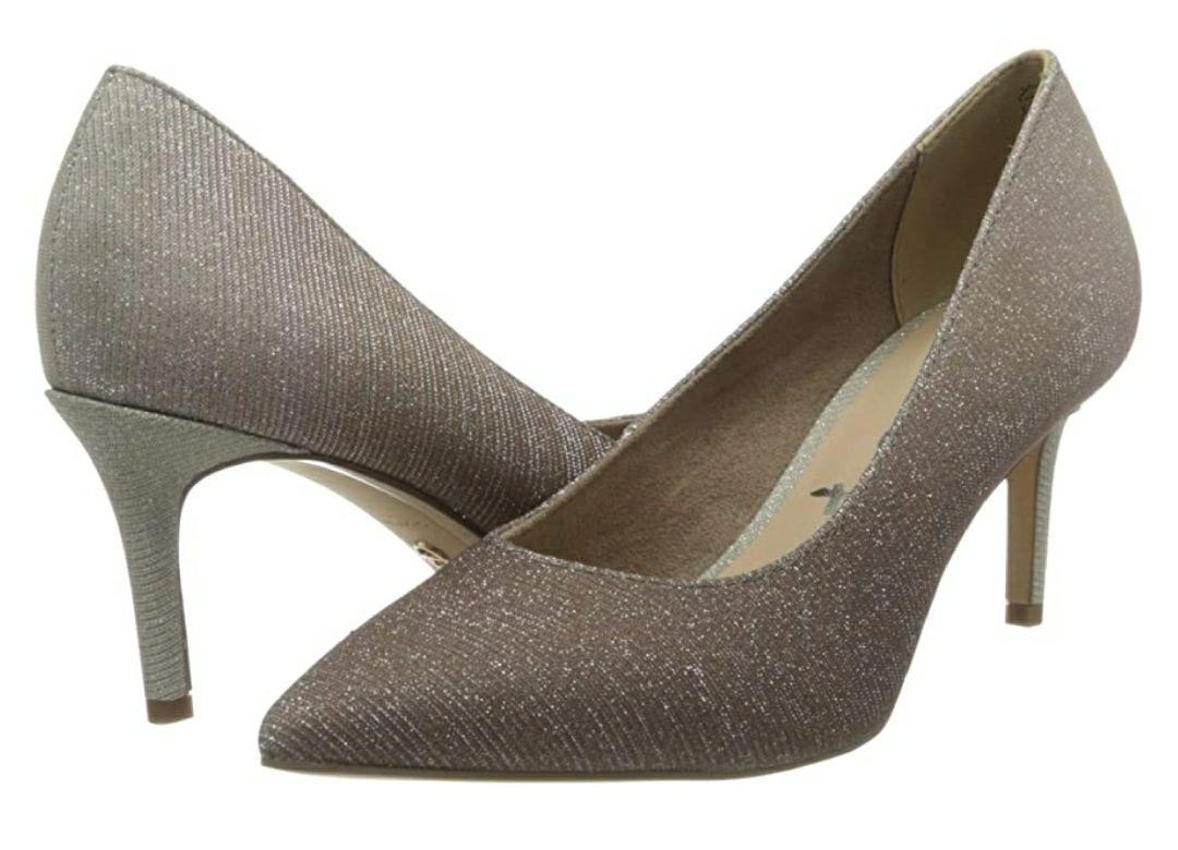TALLA 35 - Tamaris 1-1-22481-24, Zapatos de tacón con Punta Cerrada para Mujer
