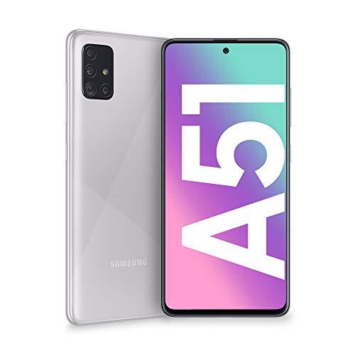 "Samsung Galaxy A51 - Double SIM, Smartphone Super AMOLED 6,5 "" 4 Go de RAM, 128 Go ROM"