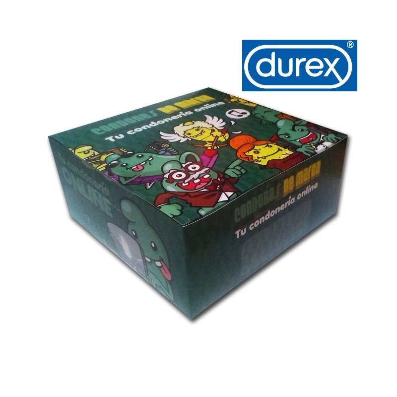 Caja 144 condones DUREX Premium a elegir