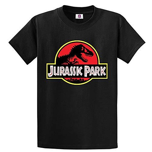 Camiseta vintage inspirado en Jurassic Park para hombre y mujer. Todas las tallas 8,70 €.