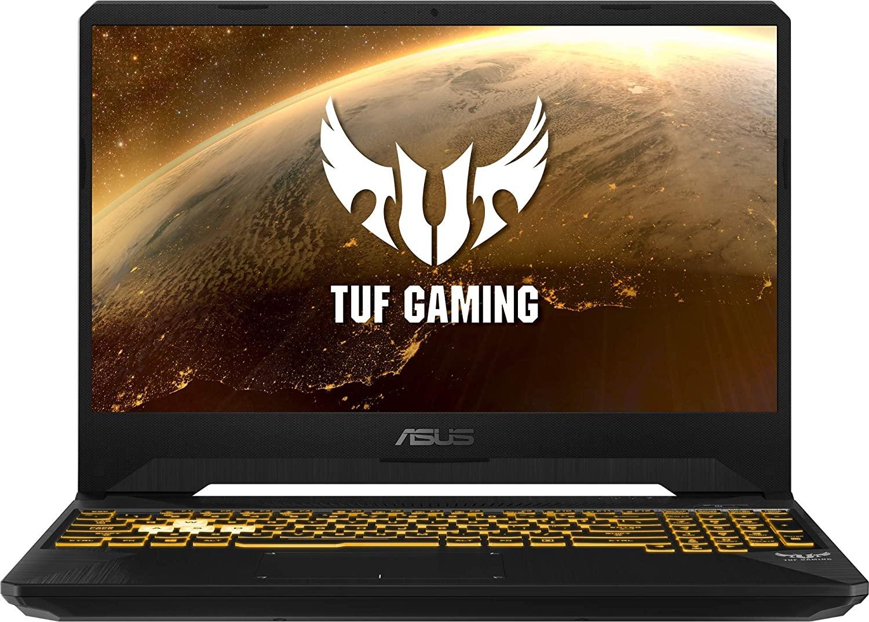 """ASUS TUF Gaming FX505DT-BQ624 Ryzen 5 3550H 2.1GHz 8GB 512GB SSD GeForce GTX 1650 15.6"""" FreeDOS"""