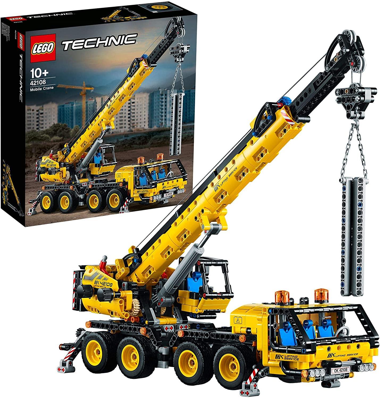 Lego Technic camión grúa solo 77.3€