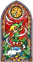 Puzzle Zelda estilo vidriera