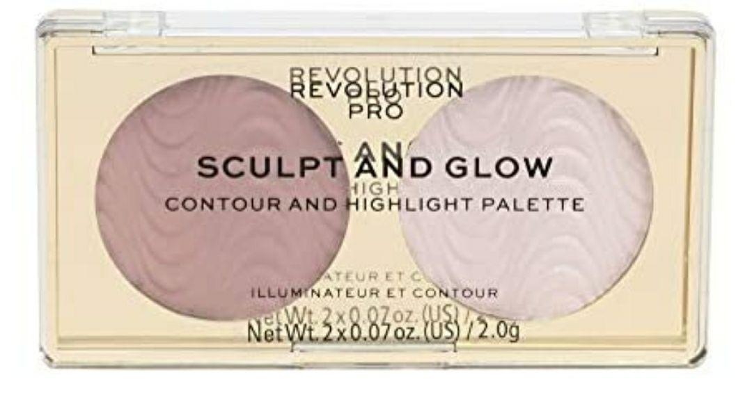 Makeup Revolution London Revolution Pro Sculpt And Glow 21 g