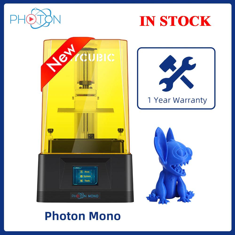 NUEVA ANYCUBIC PHOTON MONO Impresora Resina 3D