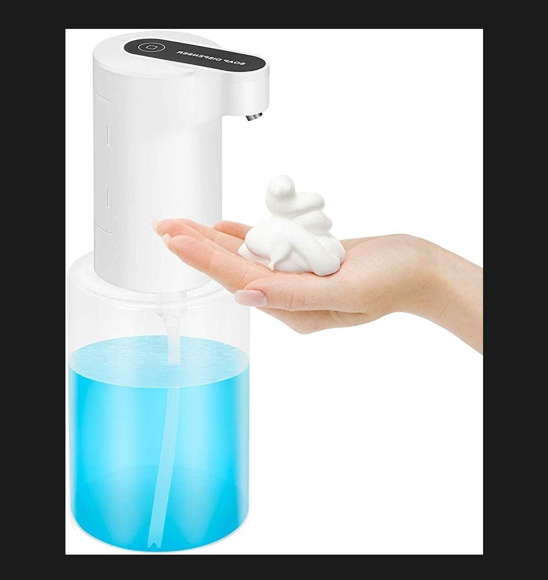 Dispensador de Jabón automático, 350 ml