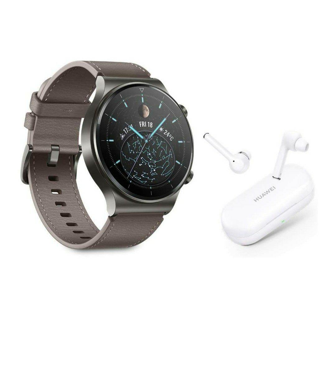 Huawei Watch GT2 Pro + Freebuds 3i regalo