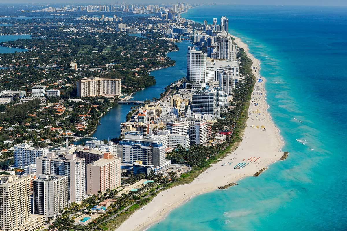Semana Santa 2021: Vuelos directos a Miami por 180€ ida y vuelta