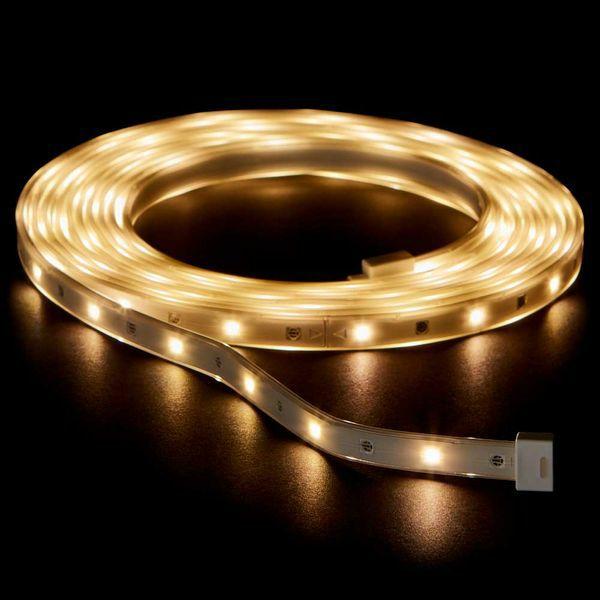 KIT DE 5M DE TIRA LED, 50 W ,IP68, Color blanco ,400 lumenes y regulable.