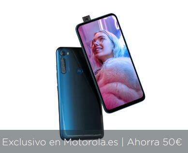 Rebajas en smartphones en la web de Motorola