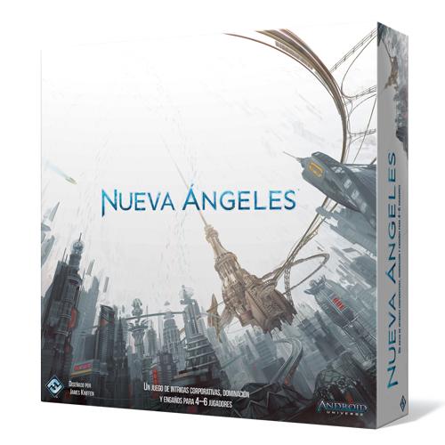 Nueva Ángeles - Juego de Mesa