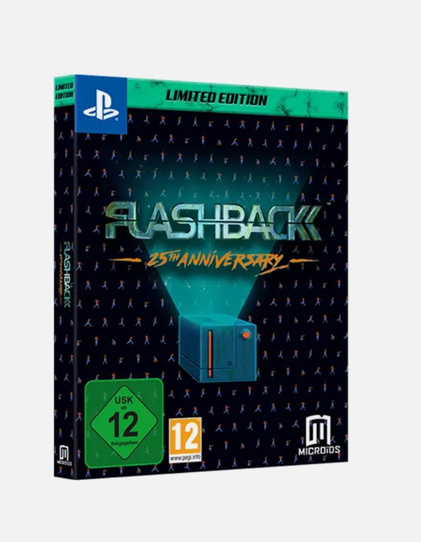 FLASHBACK 25 ANIVERSARIO PS4