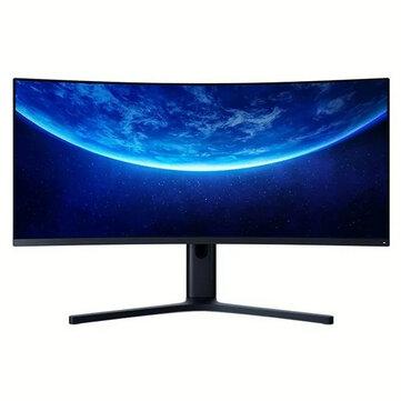 """Monitor curvo XIAOMI 34"""" 1500R- 3440x1440- 21:9- FreeSync - Desde Europa (CZ)"""