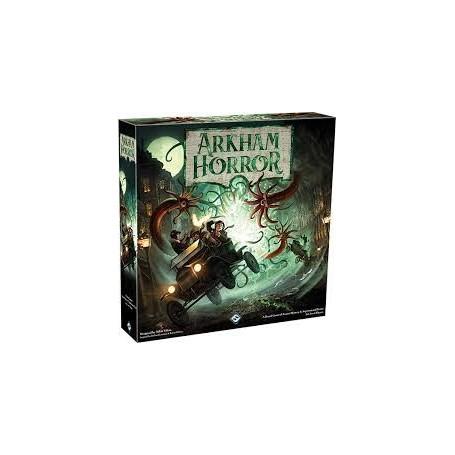 Arkham Horror: 3ª Edición Juego de mesa